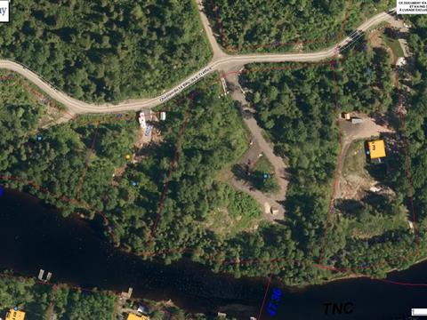 Lot for sale in Lac-Kénogami (Saguenay), Saguenay/Lac-Saint-Jean, 1, Chemin de la Baie-des-Trèfles, 16605052 - Centris.ca