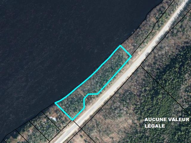 Lot for sale in Trois-Rives, Mauricie, Route  155, 11629832 - Centris.ca
