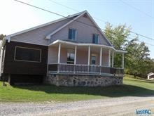 Cottage for sale in La Tuque, Mauricie, 1856, Chemin de la Voie-Ferrée, 14052235 - Centris.ca