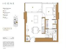 Condo for sale in Ville-Marie (Montréal), Montréal (Island), 1155, Rue de la Montagne, apt. 3109, 20105137 - Centris
