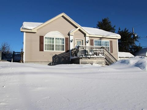 Duplex for sale in Malartic, Abitibi-Témiscamingue, 400 - 404, Avenue  Centrale Nord, 9162726 - Centris