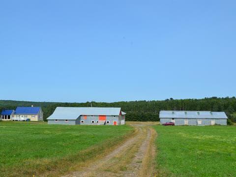 Hobby farm for sale in Saint-Damase-de-L'Islet, Chaudière-Appalaches, 676Z, 6e Rang, 27315598 - Centris.ca