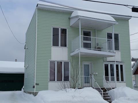 Duplex à vendre à La Tuque, Mauricie, 638 - 640, Rue  Roy, 9676490 - Centris