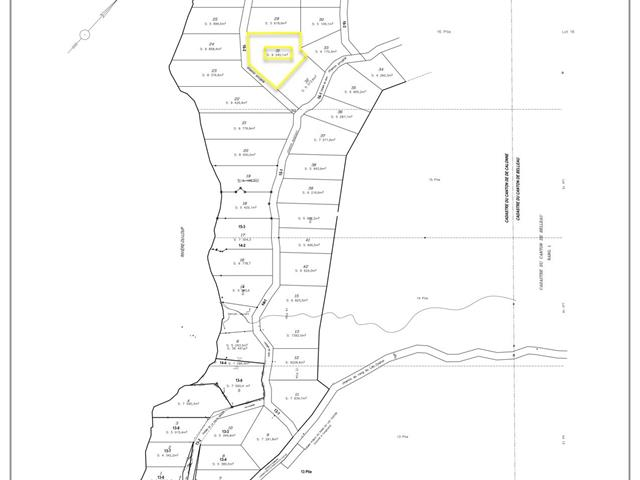 Terrain à vendre à Saint-Alexis-des-Monts, Mauricie, Rang du Lac-du-Castor, 11525349 - Centris.ca