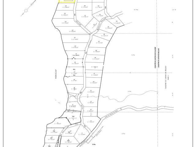 Terrain à vendre à Saint-Alexis-des-Monts, Mauricie, Rang du Lac-du-Castor, 14630542 - Centris.ca