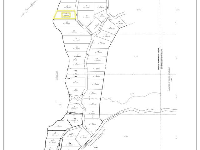 Terrain à vendre à Saint-Alexis-des-Monts, Mauricie, Rang du Lac-du-Castor, 25665565 - Centris.ca