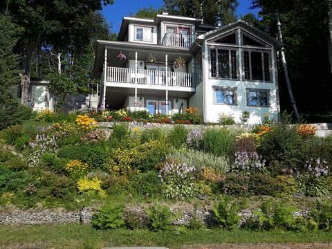 Maison à vendre à Piopolis, Estrie, 151, Chemin de la Pointe-aux-Bouleaux, 12202861 - Centris.ca