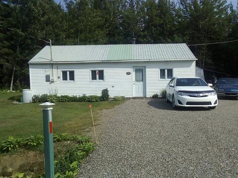 Hobby farm for sale in Manseau, Centre-du-Québec, 2640, 9e Rang, 21919957 - Centris