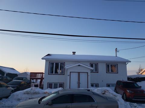 Duplex for sale in Cap-Chat, Gaspésie/Îles-de-la-Madeleine, 42 - 42A, Rue des Écoliers, 12758699 - Centris
