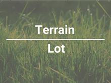 Terrain à vendre à Waterville, Estrie, 187, Rue des Pionniers, 14739735 - Centris.ca