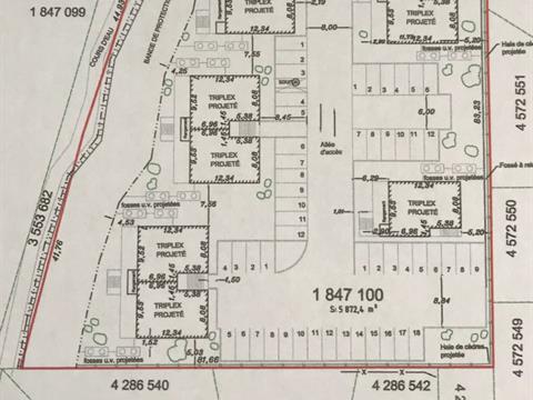 Terrain à vendre à Mirabel, Laurentides, Chemin  Charles-Léonard, 28711440 - Centris
