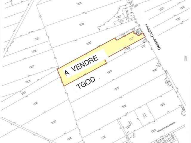 Terre à vendre à Salaberry-de-Valleyfield, Montérégie, boulevard  Gérard-Cadieux, 26220088 - Centris.ca