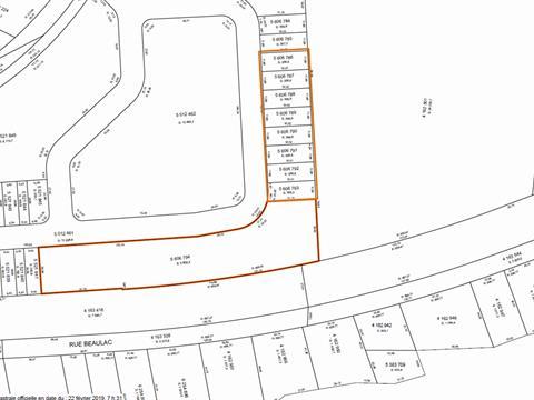 Terrain à vendre à Waterloo, Montérégie, Rue  Picken, 25536053 - Centris
