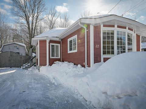 Mobile home for sale in Valcourt - Canton, Estrie, 22, Rue de la Savane, 26259164 - Centris.ca