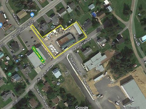 Lot for sale in Sainte-Brigitte-de-Laval, Capitale-Nationale, Avenue  Sainte-Brigitte, 28006521 - Centris