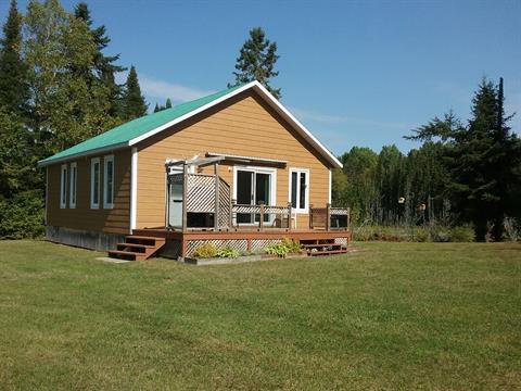 Cottage for sale in Saint-Charles-Garnier, Bas-Saint-Laurent, 1, Rivière  Mistigougèche, 19424148 - Centris.ca