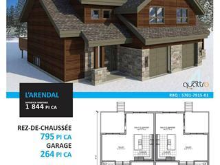 Maison à vendre à Saint-Ferréol-les-Neiges, Capitale-Nationale, 121 - 119, Rue de Coubertin, 11690922 - Centris.ca