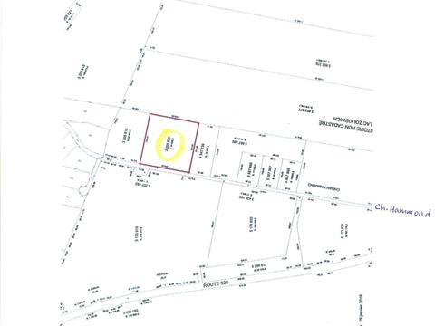 Lot for sale in Mille-Isles, Laurentides, Chemin  Hammond, 10463986 - Centris.ca