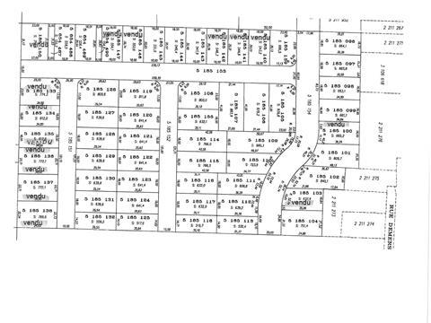 Lot for sale in Saint-Dominique, Montérégie, Rue des Vallées, 25317636 - Centris.ca