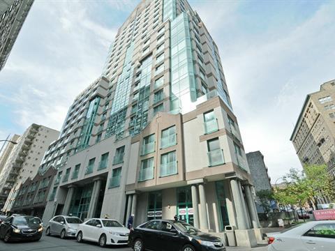 Condo / Appartement à louer à Ville-Marie (Montréal), Montréal (Île), 1625, Avenue  Lincoln, app. 307, 16740441 - Centris