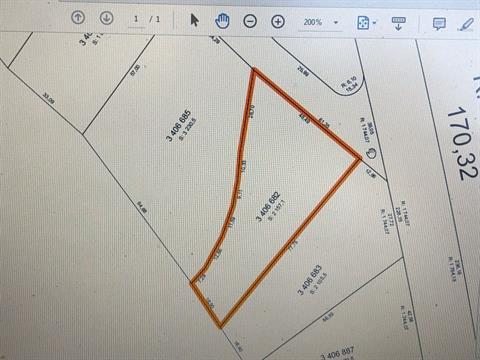 Terrain à vendre à Saint-Charles-sur-Richelieu, Montérégie, Rue  Lusignan, 28337625 - Centris