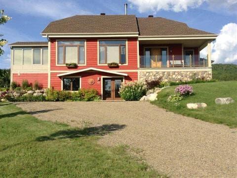 Maison à vendre à Notre-Dame-des-Monts, Capitale-Nationale, 15, Rang  Sainte-Christine, 16691942 - Centris.ca