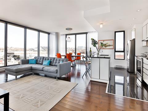 Condo / Apartment for rent in Côte-des-Neiges/Notre-Dame-de-Grâce (Montréal), Montréal (Island), 4239, Rue  Jean-Talon Ouest, apt. 602, 12505252 - Centris.ca