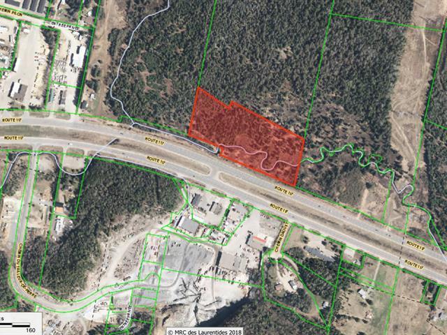 Terrain à vendre à Mont-Tremblant, Laurentides, Route  117, 15158912 - Centris.ca