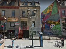 Bâtisse commerciale à vendre à Ville-Marie (Montréal), Montréal (Île), 1693 - 1695, Rue  Saint-Denis, 20368147 - Centris.ca