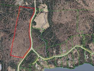 Lot for sale in Montcalm, Laurentides, Chemin du Lac-Richer Sud, 27448114 - Centris.ca