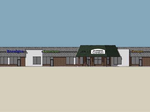Bâtisse commerciale à louer à Chelsea, Outaouais, 1716, Route  105, 14439754 - Centris