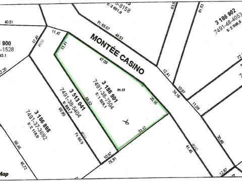 Lot for sale in Saint-Calixte, Lanaudière, 8e Rang Ouest, 27247676 - Centris.ca