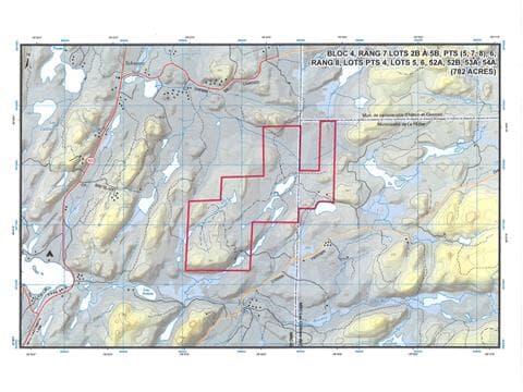 Terre à vendre à Thorne, Outaouais, 301, Chemin  Fierobin, 18100756 - Centris