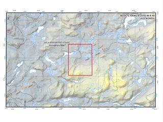 Terre à vendre à La Pêche, Outaouais, 629-675, Chemin  Fierobin, 9149933 - Centris.ca