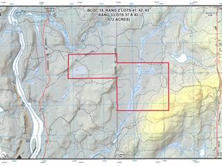 Terre à vendre à Aumond, Outaouais, Chemin du Banc-Gris, 19224878 - Centris.ca
