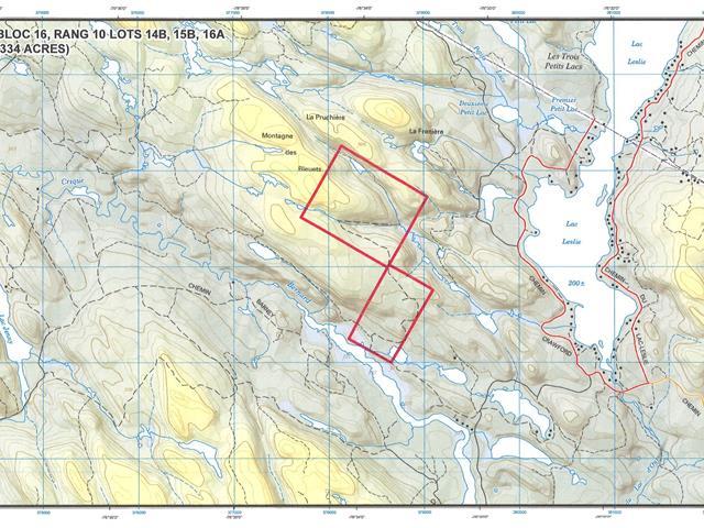 Terre à vendre à Litchfield, Outaouais, Rang 10, 28709187 - Centris.ca