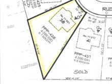 Land for sale in Rivière-des-Prairies/Pointe-aux-Trembles (Montréal), Montréal (Island), Rue  Claude-Mathias-Fanef, 27071272 - Centris.ca