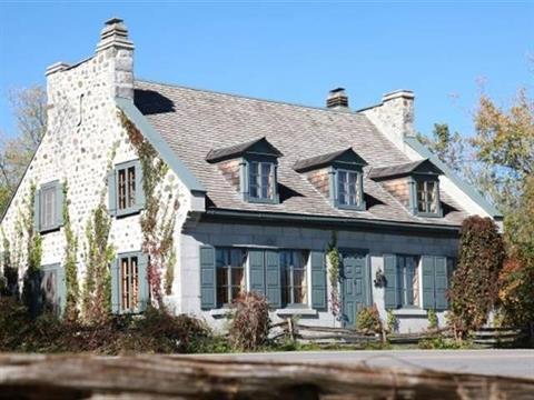 Hobby farm for sale in Lanoraie, Lanaudière, 947A, Grande Côte Ouest, 18945724 - Centris.ca