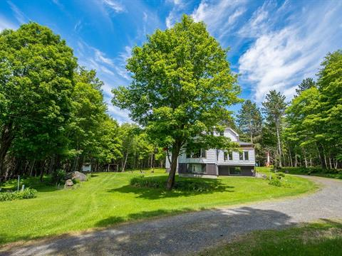 Hobby farm for sale in Mille-Isles, Laurentides, 23Z, Chemin  Riddell, 17706072 - Centris.ca