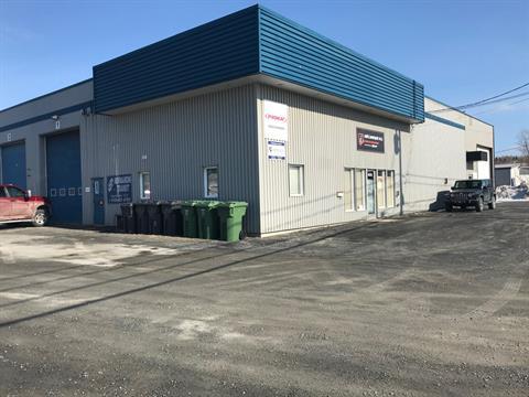 Commercial building for sale in Lac-Mégantic, Estrie, 4076, Rue  Villeneuve, 23732796 - Centris.ca