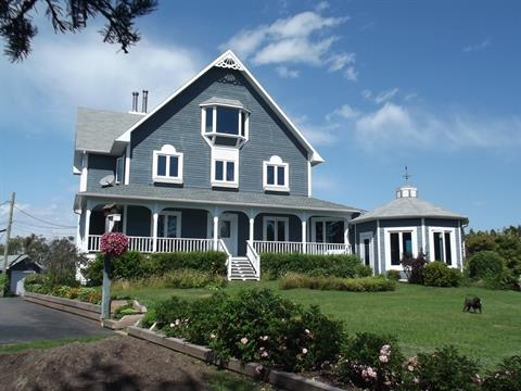 Maison à vendre à Rivière-Ouelle, Bas-Saint-Laurent, 148, Chemin de la Pointe, 27591634 - Centris.ca
