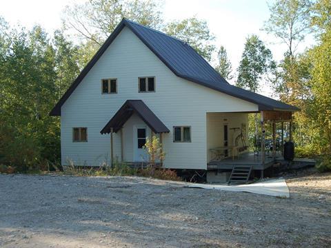 Maison à vendre à Lamarche, Saguenay/Lac-Saint-Jean, 110, Chemin  Morel, 12547875 - Centris