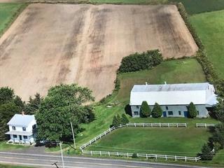 Fermette à vendre à Sainte-Croix, Chaudière-Appalaches, 3680, 3e Rang Ouest, 18053065 - Centris.ca