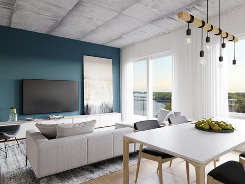 Condo for sale in L'Île-Perrot, Montérégie, 695, boulevard  Perrot, apt. 422, 26867097 - Centris