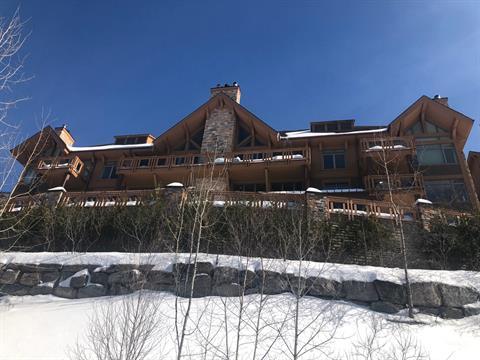 Condo / Apartment for rent in Mont-Tremblant, Laurentides, 166 - 1, Chemin au Pied-de-la-Montagne, 21856405 - Centris.ca