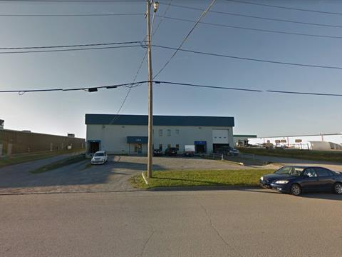 Industrial building for sale in Rimouski, Bas-Saint-Laurent, 454, Rue de l'Expansion, 27019520 - Centris