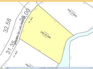 Land for sale in Saint-Didace, Lanaudière, Chemin du Lac-Rouge, 18915711 - Centris.ca