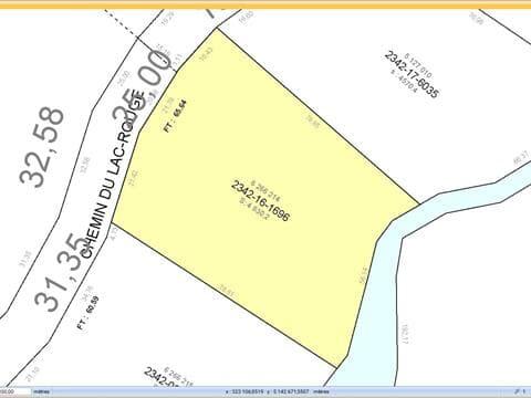 Terre à vendre à Saint-Didace, Lanaudière, Chemin du Lac-Rouge, 18915711 - Centris