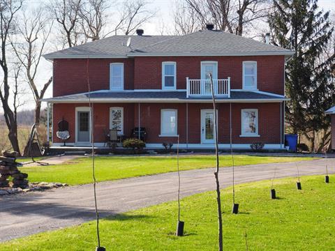 Maison à vendre à Ormstown, Montérégie, 2358, Route  138, 19285222 - Centris