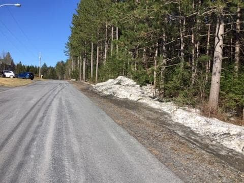 Lot for sale in Courcelles, Estrie, Avenue  Perfection, 20348560 - Centris.ca